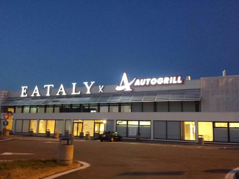 AUTOGRILL EATALY, SECCHIA OVEST (MO)